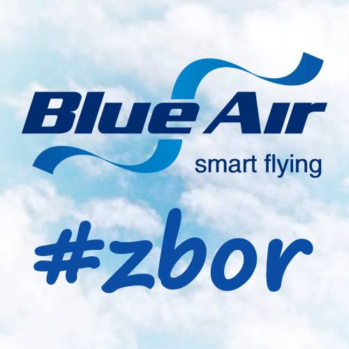 Blue Air, zbor, bilete avion