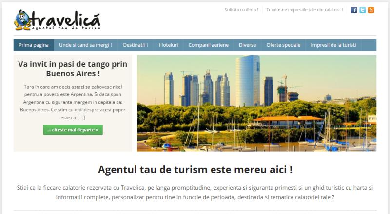 travelica, click travel
