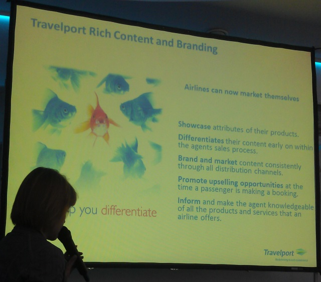 Natalia Nickolashina, Travelport