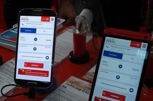 paravion, aplicatie mobile