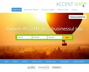 Accent Shop, Accent Travel, B2B, bookings, ticketing