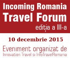 Incoming Romania Travel Forum, ediția a III-a