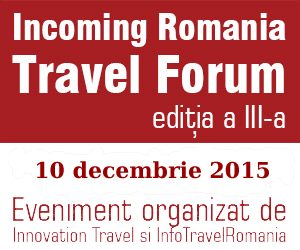 Incoming Romania Travel Forum, ediția a III-a